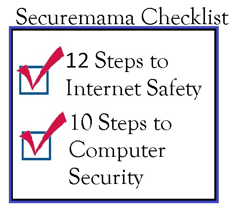 Internet Safety and Home Computer Security Checklist