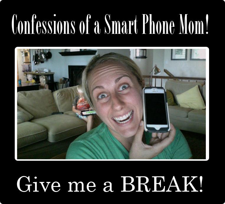 SmartPhone Mom